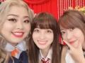 渡辺直美、橋本環奈、指原莉乃の3ショットをファン絶賛「3人とも可愛い」 (画像あり)