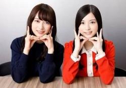 鈴木絢音&佐々木琴子のぐうかわ2ショット・・・!!!!!