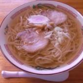 佐野ラーメン 叶屋 麺の食感が楽しいバランスの取れた佐野ラーメン