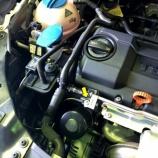 『m+エンジンオイル リアクター、1.4TSIエンジンへの装着方法』の画像