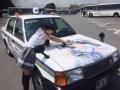 【画像】日本一エッチなタクシードライバーさんがこちらwwwww