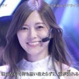 『『シンクロニシティ』披露中に見せた まいやんの笑顔! 素敵すぎるね!【乃木坂46】』の画像