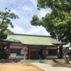 大阪市住吉区【水の気=強い浄化作用】をもつ大依羅神社