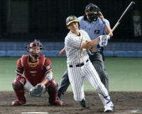 阪神井上広大9回に意地打!「球場を沸かすことを考えて」最終打席で安打