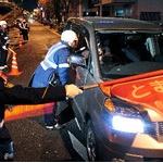 警察「すみません飲酒検問です、ふーってして貰えますか?」私「任意ですよね?拒否します」
