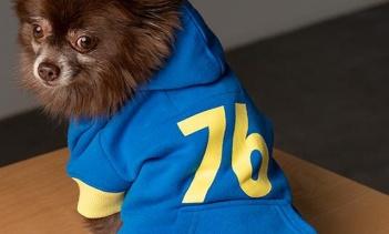 『犬用Vaultスーツ』ベセスダはとうとうペットグッズも販売開始