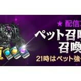 『【クリティカ ~天上の騎士団~】ペット召喚チケット/召喚書販売キャンペーンのご案内』の画像