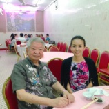 『世界的美食家・蔡瀾(チャイ・ラン)さんと、海鮮料理レストンへ』の画像