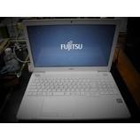 『画面が映らなくなってしまったFujitsu製ノートパソコン LIFEBOOK AH50/C3 液晶修理作業』の画像
