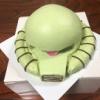 「今日はザクの日ですね!」北川愛乃の叔母がつくった「ザクケーキ」が凄い