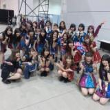 全員曲の「HKT48ファミリー」を初披露、指原莉乃「大好評で嬉しいです」