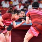 中国メディア「伊藤美誠と水谷隼はコ口ナルール違反をして台を手で触りボールに息を吹きかけた!」
