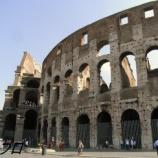 『イタリア ローマ旅行記17 ローマに来たら絶対行け!コロッセオがローマで一番の見所だと思います』の画像