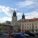 『ポーランド旅行記27 ショパンの心臓が眠る聖十字教会、クラクフ郊外通りを歩く』の画像
