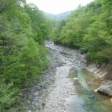 2007年の釣り 5月22日 六合村、白砂川、野反湖周辺のサムネイル