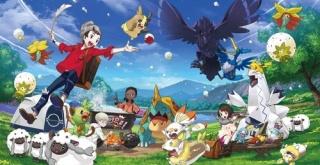 【ゲーム売上】『ポケモン ソード・シールド』が早くも累計200万本突破!PS4/Switch『SDガンダム Gジェネ クロスレイズ』が初登場!