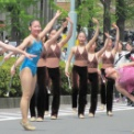 2010年 横浜開港記念みなと祭 国際仮装行列 第58回 ザ よこはま パレード その26(鶴見バトンスタジオ編)