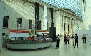 見どころいっぱいの大英博物館