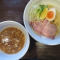 魚と豚と黒三兵@西新宿五丁目 「魚つけ麺、ほか」