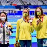『【香港最新情報】「東京五輪、香港の水泳選手 2個目の銀メダル」』の画像
