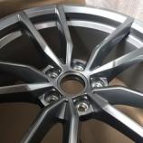 『1setだけ入荷っ!!ギリギリ9月に間に合いました! VW純正ホイール PRETORIA グレーメタリック (19インチ/8J)』の画像