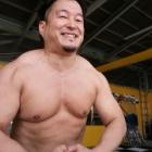 『筋肉が〜(修行連続761日目)』の画像