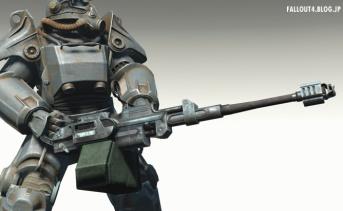WH-Mk22 ヘビーマシンガンMOD