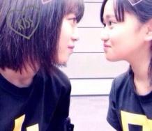 『【こぶしファクトリー】小川麗奈と田口夏実のケンカ対談が面白い』の画像