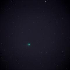 しつこくラヴジョイ彗星