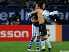 内田篤人の移籍について長友や吉田麻也がメッセージ!「また一緒にプレーしたいな」
