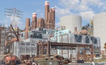 ポセイドン・エネルギープラントWV-06(Poseidon Energy Plant WV-06)
