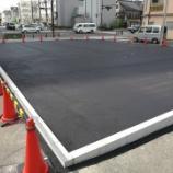 『愛知県一宮市 駐車場(コインパーキング)の施工事例』の画像
