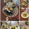 おかんの気まぐれ食堂㉕お昼の日替わりランチ6日分