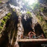 『KL観光ラストスパート! バトゥ洞窟 と 国立モスク』の画像