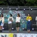 2017年 横浜国立大学常盤祭 その39(ミスYNU2017候補者お披露目の18・ミスYNU2017候補者)
