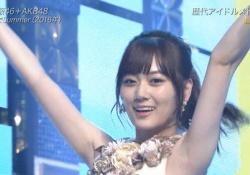 """エッッッッッッッッ!乃木坂46メンバーの""""ワキ""""画像がコチラ。。。"""