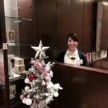 『院内もクリスマス☆』の画像