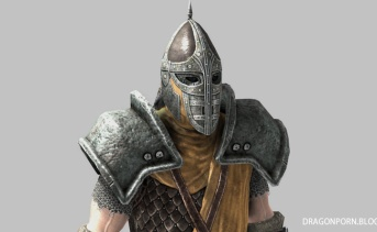 Whiterun Guard Outfit Change
