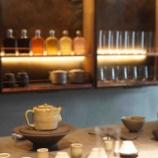 『吉祥寺「閒 -あわい-」さんで中国茶を。』の画像