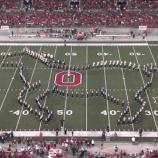 『【海外】テレビ・ランド・ショー! 2014年オハイオ州立大学『ハーフタイムショー』フルショー動画です!』の画像
