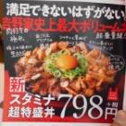 『吉野家 西八王子駅前店 ~新スタミナ超特盛丼~』の画像