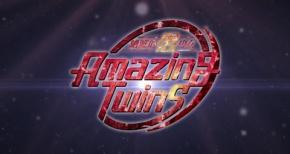 注目最新アニメ『絶滅危愚少女 Amazing Twins』2分間の最新映像公開!!アクション!マジック!主題歌!!