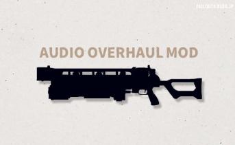 Audio Overhaul Mod