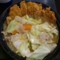 このブログがお気に入り?のフジテレビ「有吉弘行のダレトク!?」で紹介された没メニューレストランで復活した、かつやの「生姜焼きとん汁定食」の非日常的な姿に衝撃が!