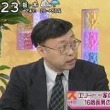 『矢幡洋の「かつら」フルボッコ先生カツラが外れる放送事故www【明石家さんまのコンプレッくすっ杯画像】』の画像