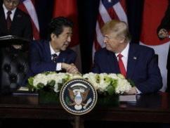 【日米首脳会談】 トランプ大統領「ムンは嘘つきだから日韓関係の事はシンゾーに聞く」⇒ 結果wwwwww
