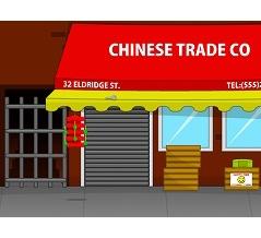 Escape China Town
