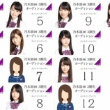 『【乃木坂46】『3期生オーディション』メンバー画像がついに公開!!!』の画像
