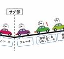 """【悲報】""""渋滞""""が発生する原理、いまだに解明されない"""
