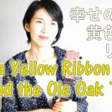 『YouTube「幸せの黄色いリボン」』の画像